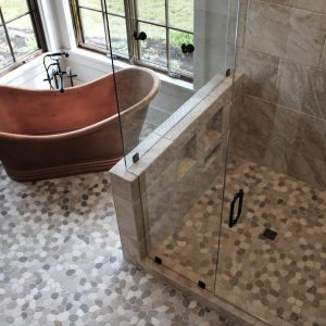 Bathroom, Natural Stone