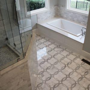 Bathroom, Natural Stone 4