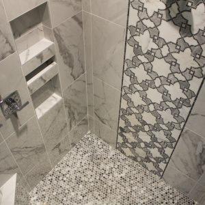 Bathroom, Natural Stone, Ceramic, Porcelain