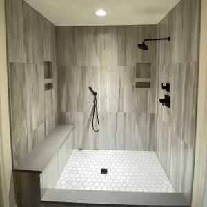 Bathroom, Porcelain, Ceramic