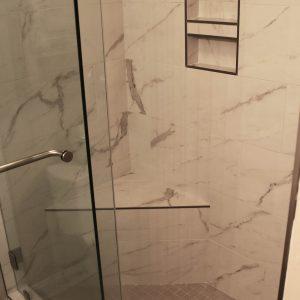 Bathroom, Porcelain too