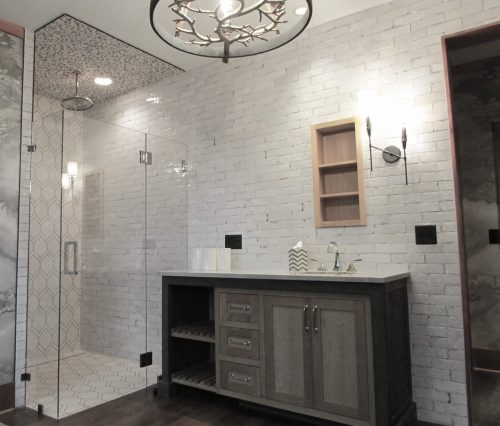 Exact Tile | Tile Design in Knoxville, TN | Shower Design