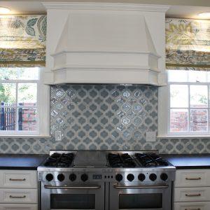 Kitchen, ceramic, natural stone