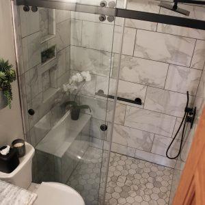 bathroom, porcelain