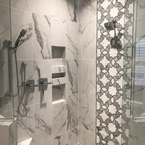 bathroom, porcelain, natural stone